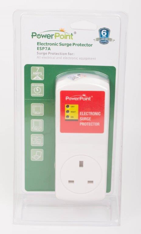 Electronic Surge Protector