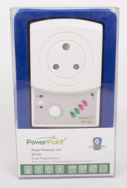 Surge Protector 15A