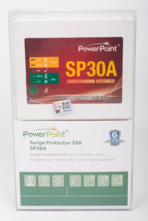 Surge Protector 30A