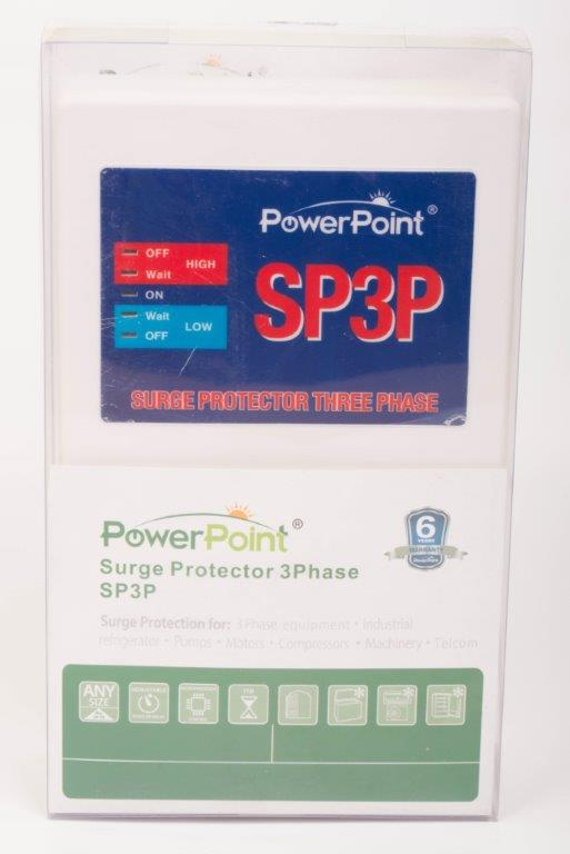 Surge Protector Three Phase